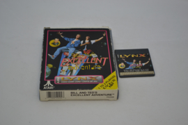 Bill & Ted's Excellent Adventure (Lynx, CB)