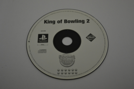 King of Bowling 2 (PS1 PAL DISC)