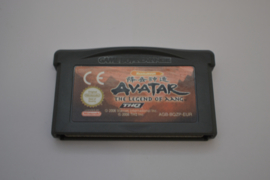 Avatar - The Legend of Aang (GBA EUR)