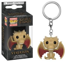 POP! Viserion - Game of Thrones - Pocket Keychains - NEW