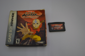 Avatar - The Last Airbender (GBA USA CB)