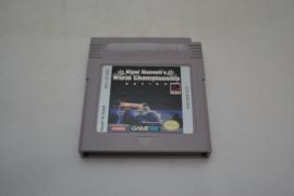 Nigel Mansell's World Championship Racing (GB USA)