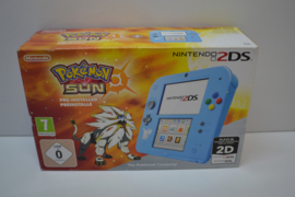 Nintendo  2DS Special Edition Pokemon Sun (USED)