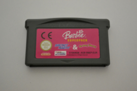 Barbie 2 in 1 Superpack Secret Agent & Groovy Games (GBA EUR)