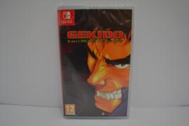 Gekido - Kintaro's Revenge Sealed (SWITCH FRA)