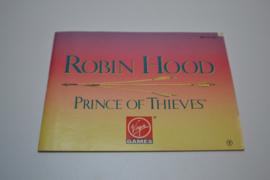 Robin Hood (NES USA MANUAL)