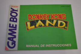Donkey Kong Land  (GB ESP CIB)