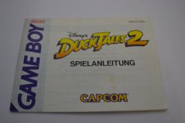 Duck Tales 2 (GB NOE MANUAL)