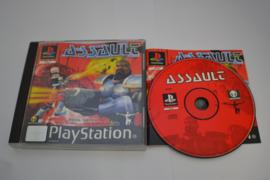 Assault (PS1 PAL)