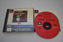 Command & Conquer Red Alert Classics (PS1 PAL)