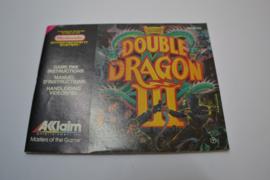 Double Dragon III (NES FRA MANUAL)