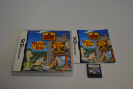 2 Disney Games Phineas and ferb / Phineas and ferb een dolle rit