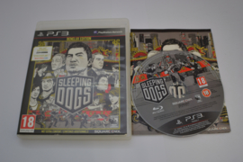Sleeping Dogs - Benelux Edition (PS3)