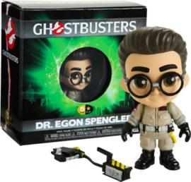 Ghostbusters - DR. Egon Spengler 5 Star Vinyl Figure NEW
