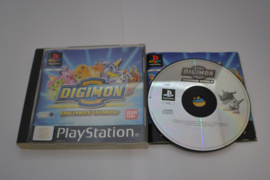 Digimon World - Digital Monsters (PS1 PAL CB)