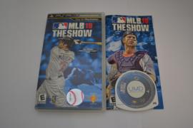 MLB 10 - The Show (PSP USA CIB)