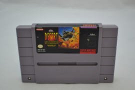 Desert Strike (SNES USA)