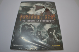 Resident Evil: The Umbrella Chronicles - Official Strategy Guide NEW