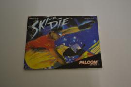 Ski Or Die (NES FRA MANUAL)