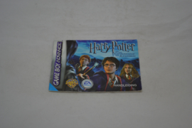 Harry Potter en de Gevangene van Azkaban (GB HOL MANUAL)