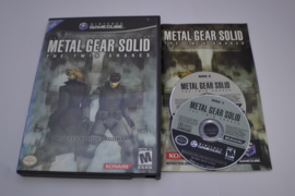 Metal Gear Solid The Twin Snakes (GC USA)