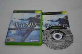 Minority Report (XBOX)