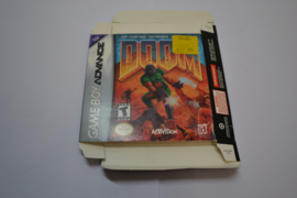 Doom ( GBA USA BOX ONLY)