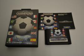 Champions World Class Soccer (MEGADRIVE)