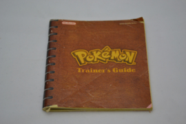 Pokemon Trainer's Guide (GBC NHAU MANUAL)
