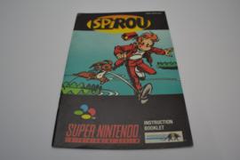 Spirou (SNES EUR MANUAL)