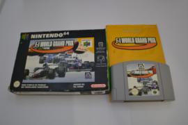 F1 World Grand Prix  (64 NFAH CIB)