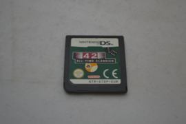 42 All-Time Classics (DS CART EUR)