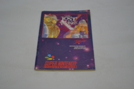Lost Vikings II (SNES EUR MANUAL)