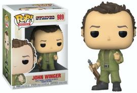 POP! John Winger -Stripes - NEW (989)