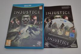 Injustice - Gods Among Us (Wii U EUZ CIB)