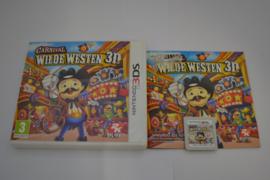 Carnival Wilde Westen 3D (3DS HOL)