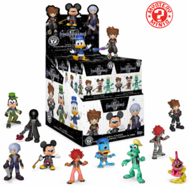 Kingdom Hearts III - Funko Mystery Mini Vinyl Figure (1x)