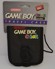 GameBoy Color / Pocket Travel Case NEW