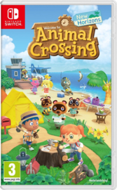 Animal Crossing - New Horizons NEW (SWITCH HOL)