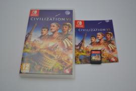 Sid Meier's Civilization VI (Switch FAH)