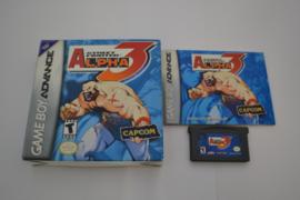 Street Fighter Alpha 3 (GBA USA CIB)
