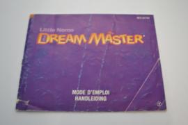 Little Nemo - Dream Master (NES FAH MANUAL)