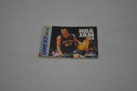 NBA JAM 99 (GBC EUR MANUAL)