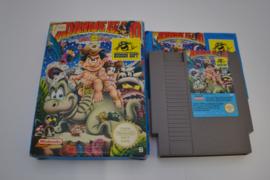 Adventure Island part II two (NES NOE CIB)