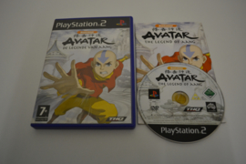 Avatar De Legende van Aang (PS2 PAL CIB)