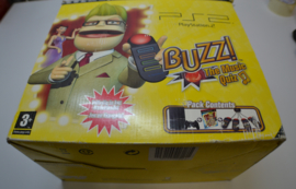 Playstation 2 Slim - Buzz the music Quiz Pack (BOXED)