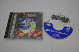 Nights Into Dreams (Saturn CIB)
