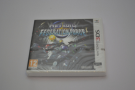 Metroid Prime - Federation Force (3DS HOL SEALED)