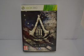 """Assassin's Creed III """"Join or Die"""" Edition - SEALED (360)"""