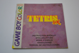 Tetris DX (GBA NEU6 MANUAL)